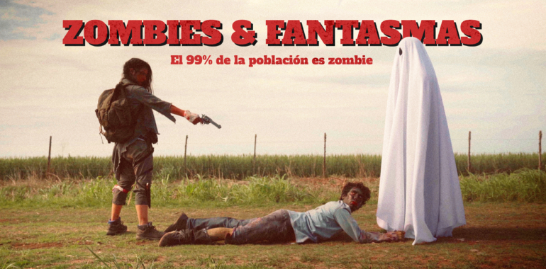 """You can enjoy """"Zombies &  Ghosts"""" online now"""